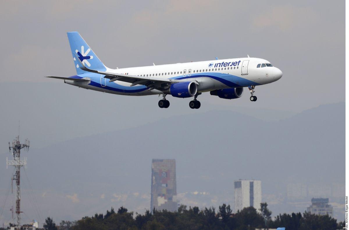 Después de 5 días sin operar y cancelar vuelos, aerolínea mexicana 'Interjet' reinicia actividades
