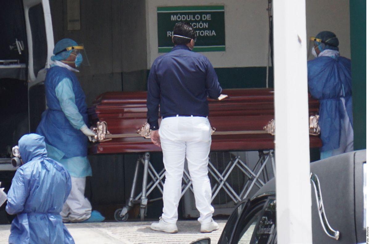 México inicia programa de apoyo funerario por COVID-19