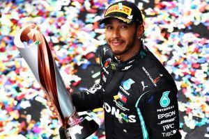 Sir Lewis Hamilton, el piloto es nombrado caballero británico