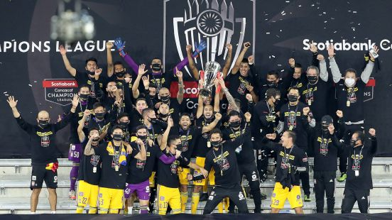 Tigres campeón concachampions