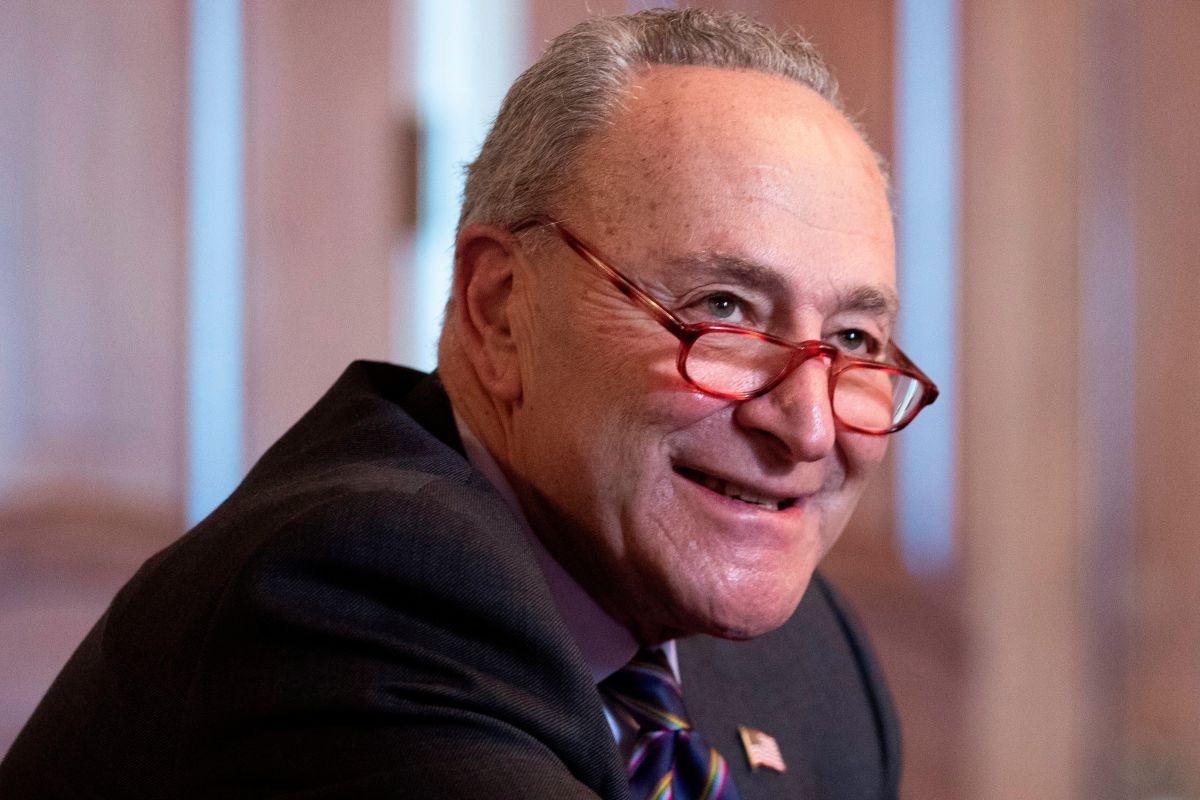 Cómo los demócratas harían posible el cheque de ayuda de $2,000
