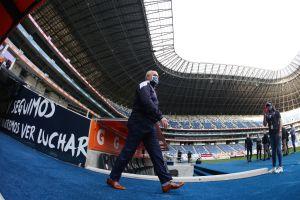 """La decisión del """"Vasco"""": ¿Por qué regresó a México con Monterrey y no con el América?"""