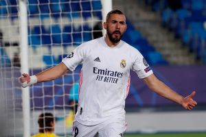 Los merengues no fallan a la hora buena: el Real Madrid ganó y se clasificó primero de su grupo
