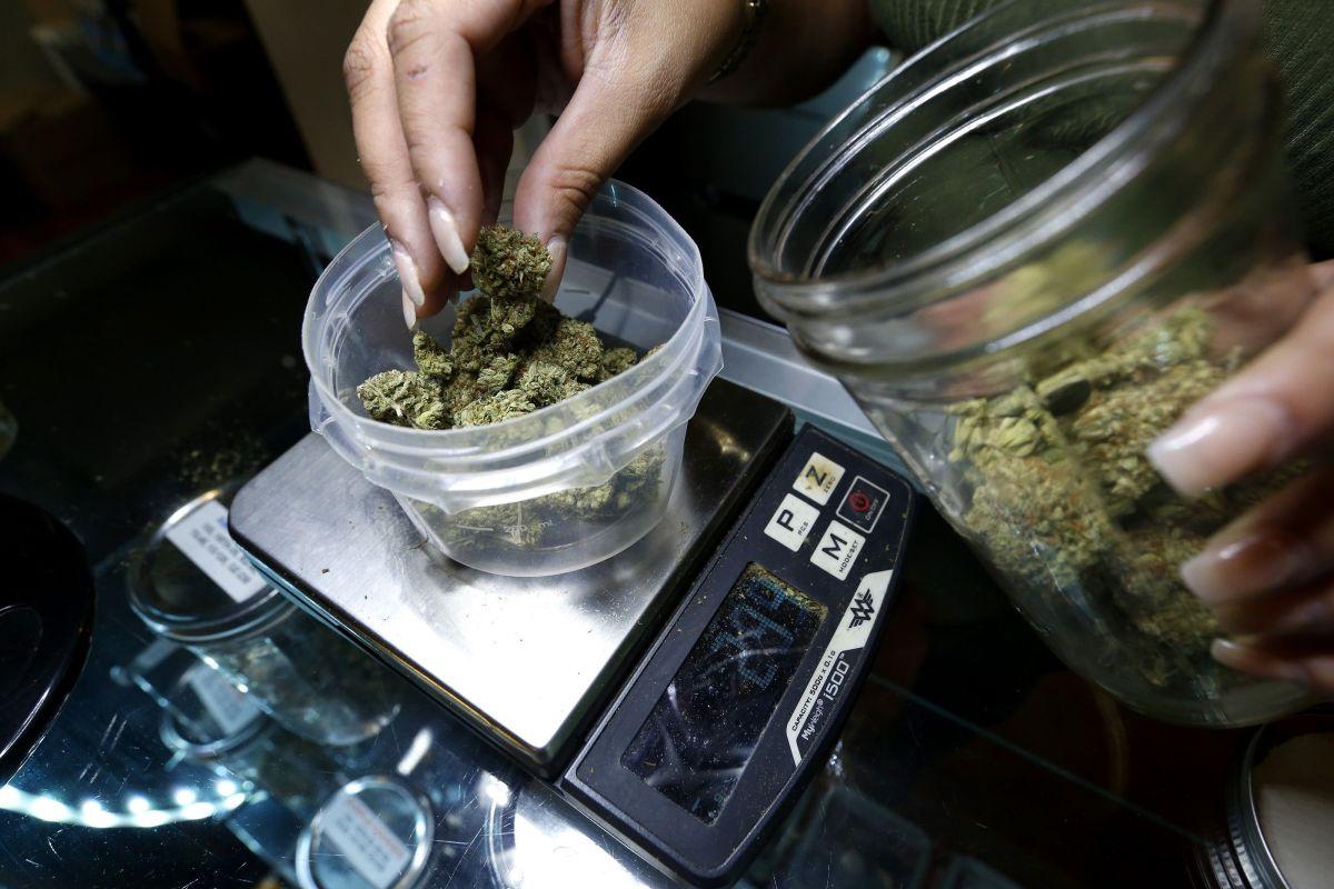 Cámara Baja aprueba proyecto que despenalizaría la marihuana en EE.UU. y eliminaría condenas previas