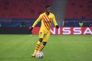 Parece broma, pero no lo es: Dembelé, de nuevo  causa baja por lesión en el Barcelona