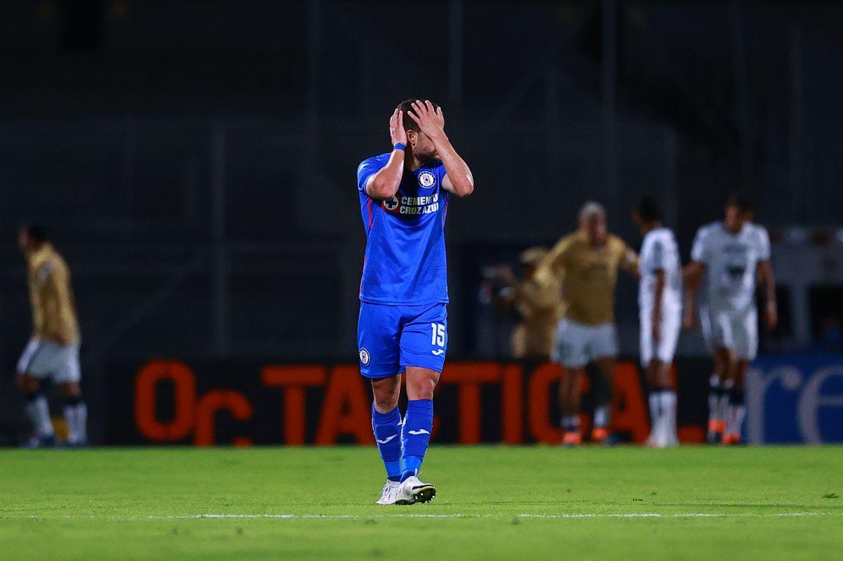 Escándalo: Señalan que jugadores de Cruz Azul amañaron el partido contra Pumas