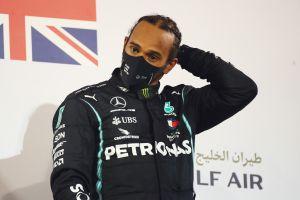 """""""Hoy fue una lección de humildad"""": Hamilton acepta error en GP de Azerbaiyán"""