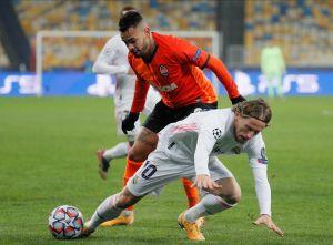 Desastre blanco en Champions: el Real Madrid cayó ante el Shakhtar y su pase a octavos ya no depende de sí mismo