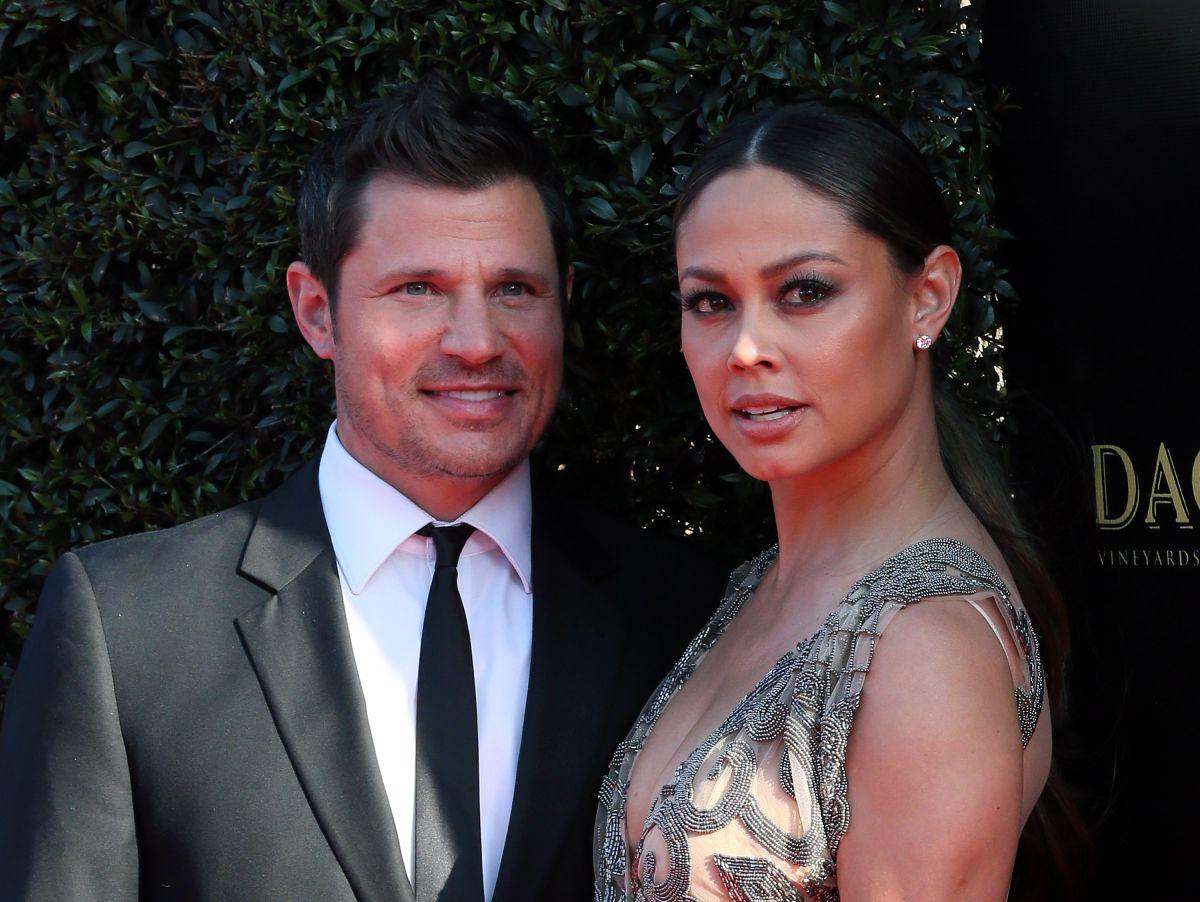Nick y Vanessa Lachey dejaron la antigua mansión de Jenni Rivera para mudarse a a una más pequeña.