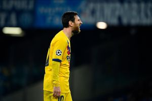 La nueva figura de cera de Leo Messi en Barcelona es idéntica... ¡pero a alguien más!