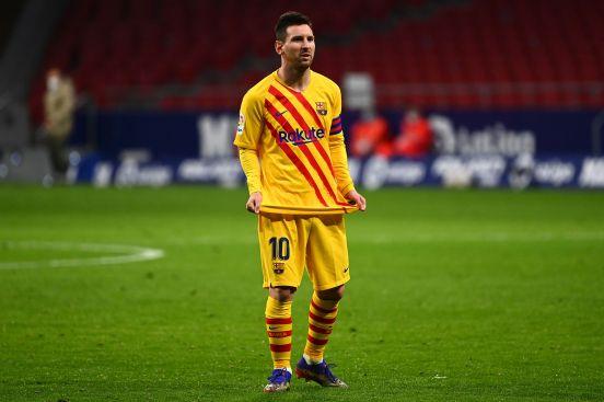 Leo Messi ha tenido la temporada más irregular de su carrera.