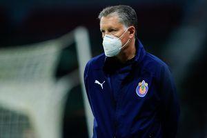 Ricardo Peláez manda mensaje de esperanza a la afición de Chivas de cara al siguiente torneo