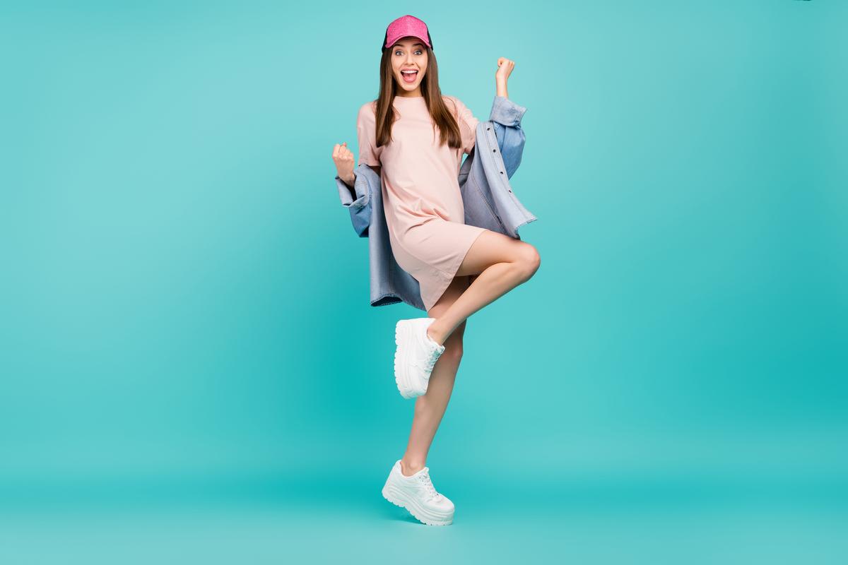 5 diseños de zapatos con plataforma que te harán lucir más alta