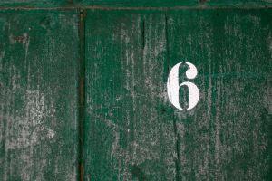 Por qué el 6 es un número perfecto pero el 7 definitivamente no