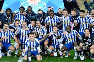 """Con asistencia de """"Tecatito"""", Porto gana la Supecopa de Portugal"""
