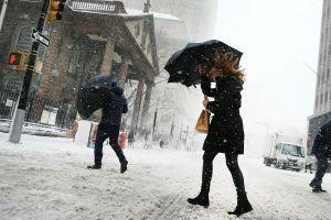 Vórtice polar traerá frío extremo y grandes nevadas este fin de semana