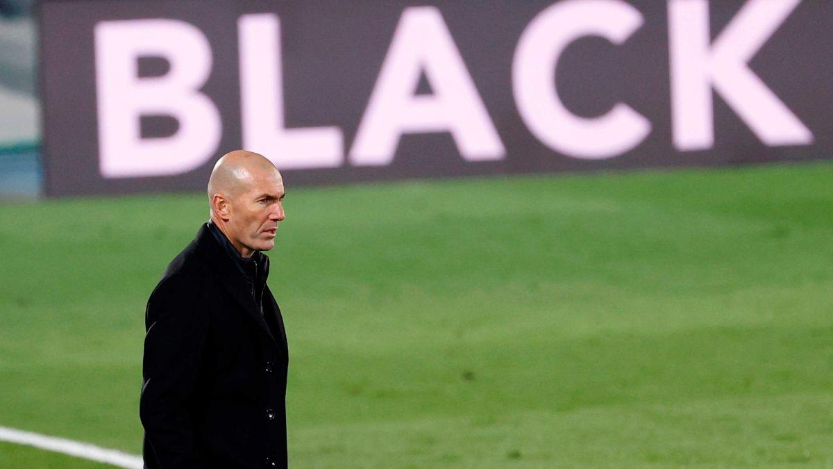 """""""Es el momento más complicado"""": Zinedine Zidane es realista sobre su frágil situación en el Real Madrid"""