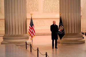 Claves de la investidura de Biden, la más atípica que se recuerda