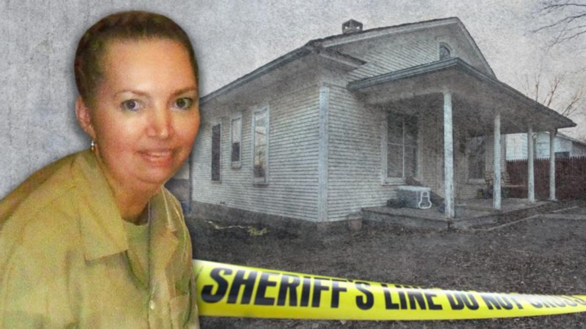 Los abogados de Lisa Montgomery argumentan que es una enferma mental víctima de abuso.