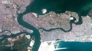 Lagos, la megaurbe que lucha por mantenerse a flote para no desaparecer
