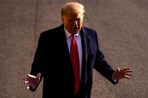 Trump presume que el muro ha ayudado a detener inmigración, delincuencia ¡y hasta el coronavirus!