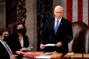 Senado rechaza intento de aliados de Trump de revertir la victoria de Biden en Arizona