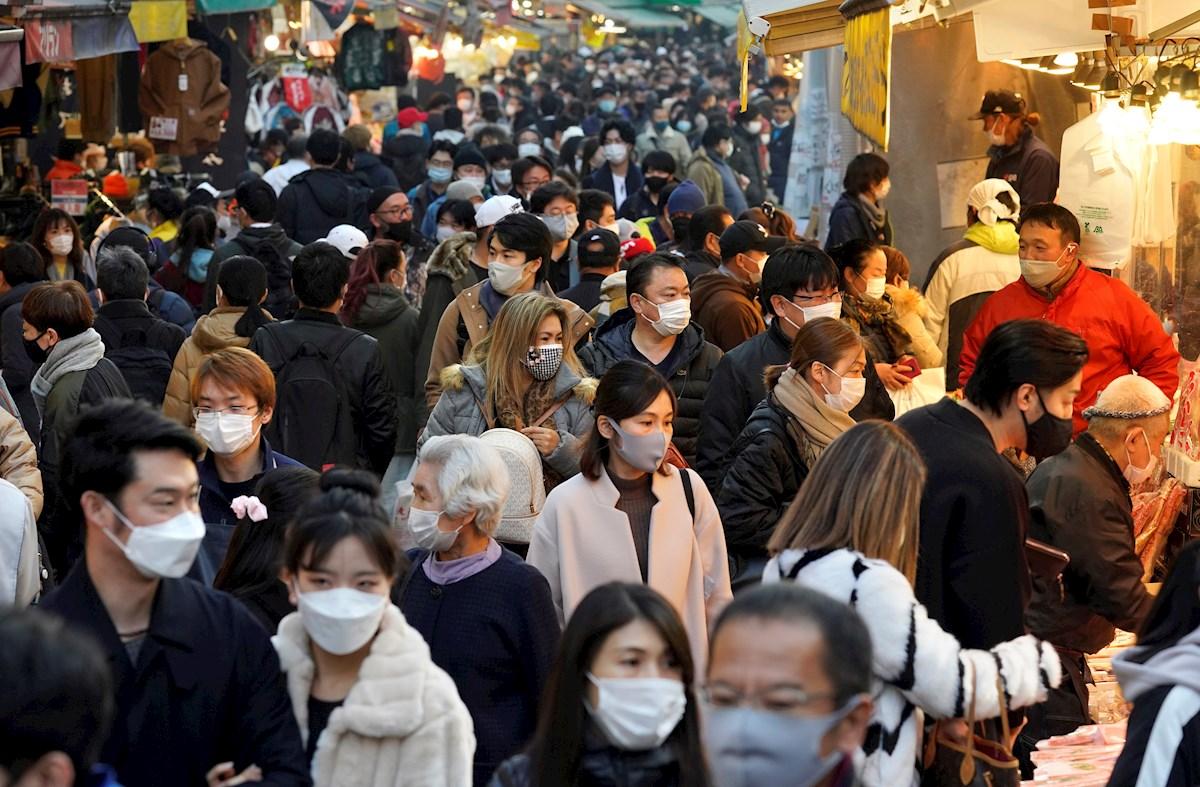Estados Unidos, India y Brasil encabezan la lista de países con mayor número de contagios por COVID-19.
