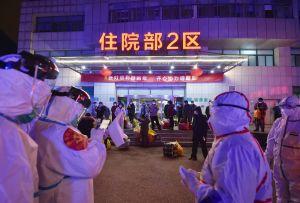 Equipo de expertos de la OMS inicia misión en Wuhan China en busca del origen del coronavirus