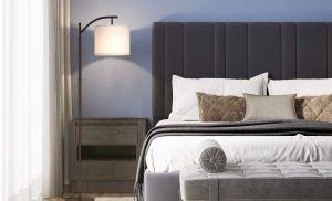 6 estilos de lámparas de pared y piso para decorar tu hogar