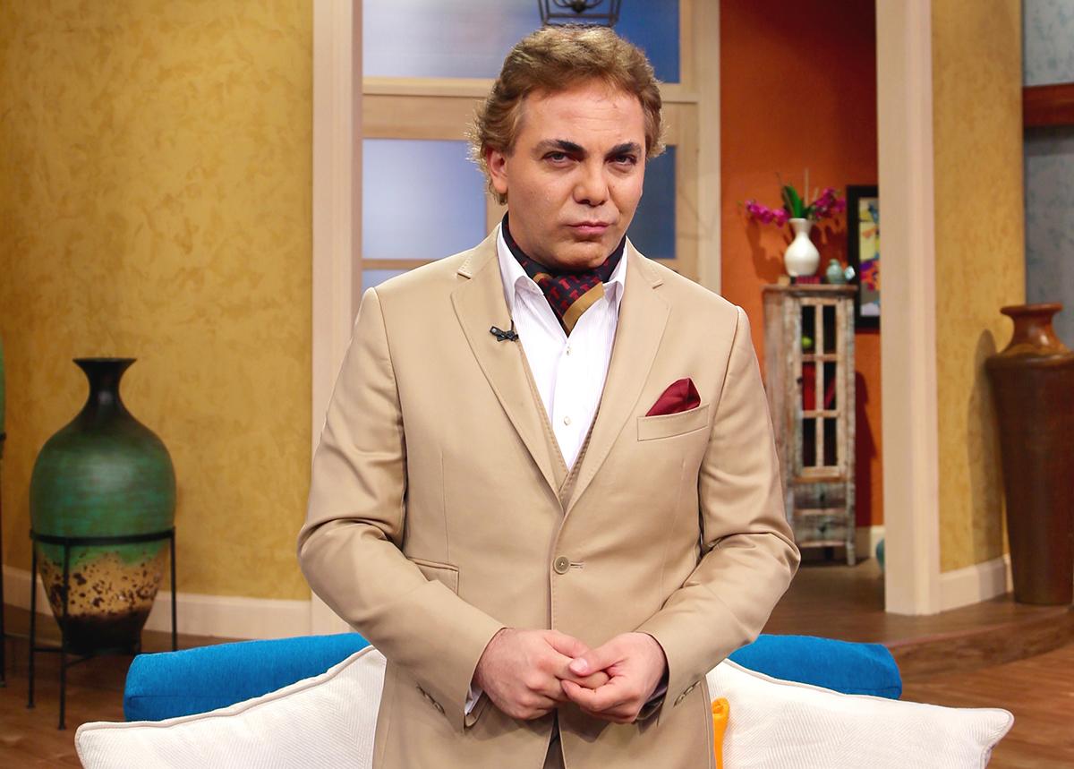Cristian Castro.