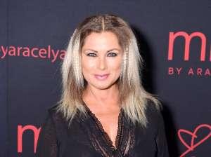 Así lucía Leticia Calderón durante la primera telenovela que protagonizó