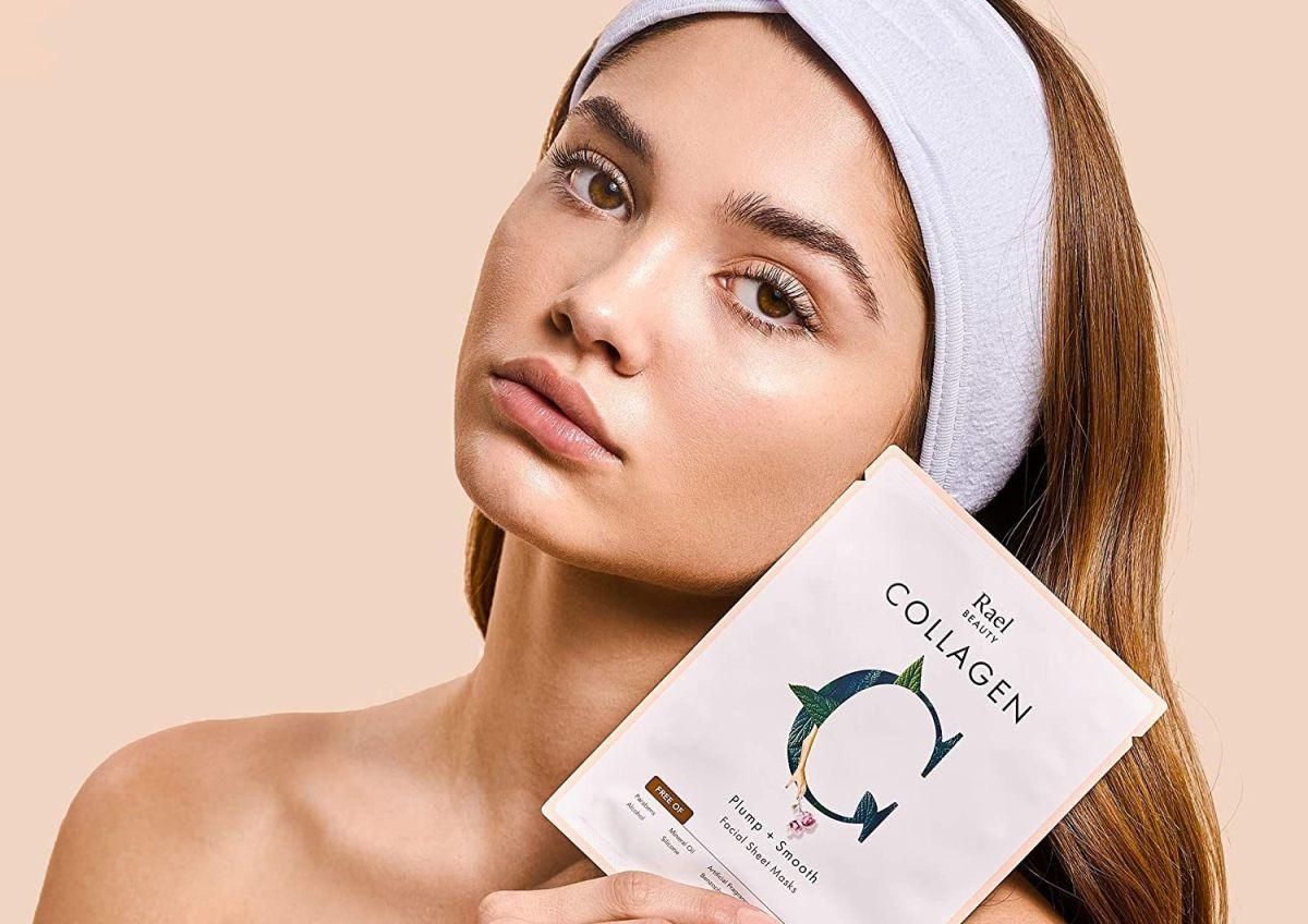 Los mejores productos con colágeno especiales para rellenar las arrugas de tu rostro