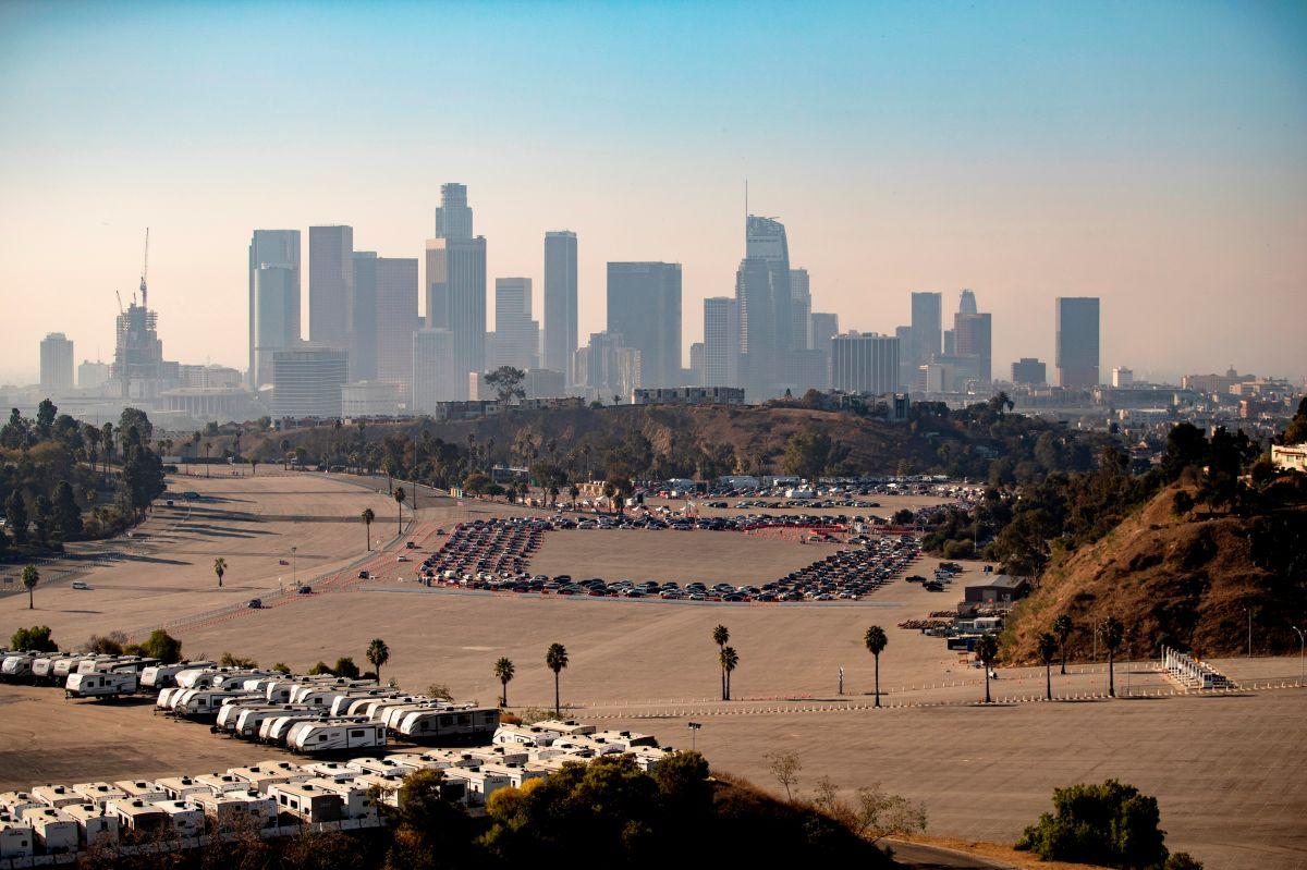 Piden a personal de ambulancia de LA no llevar a hospitales a enfermos con poca posibilidad de sobrevivir