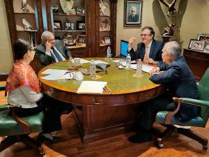AMLO y Biden sostienen su primera conversación entre presidentes