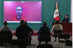 AMLO presentó dolor de cabeza, febrícula y evoluciona bien al COVID-19, afirman autoridades mexicanas