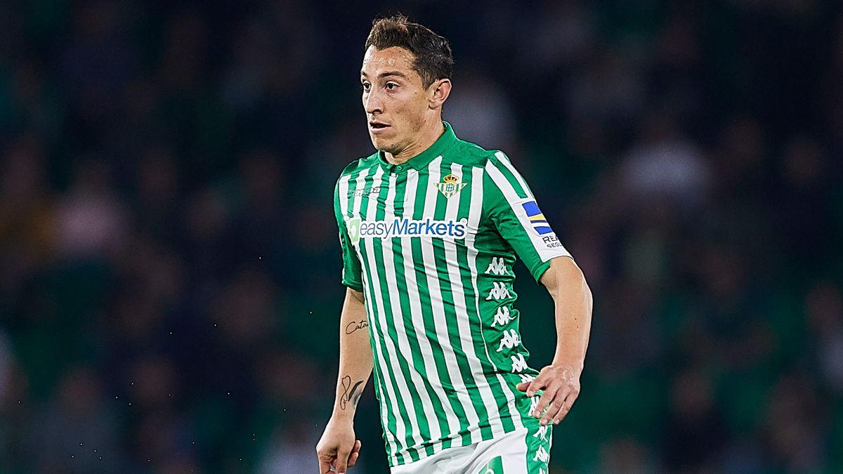 Andrés Guardado niega rumores sobre su llegada a la MLS