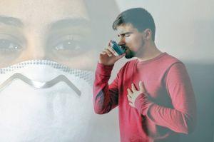 Asmáticos con 30% menos de posibilidades de contraer COVID