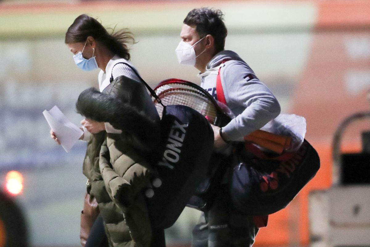 En riesgo de realizarse Abierto de Australia tras tercer avión afectado por coronavirus