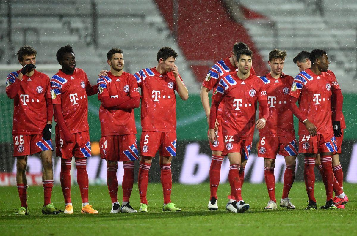Fracaso de escándalo! Equipo de segunda división eliminó al Bayern Múnich en penaltis | La Opinión