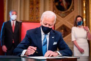 Biden devuelve a Estados Unidos al Acuerdo de París sobre el cambio climático