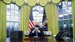 Las 17 primeras medidas del presidente Biden para revertir las políticas de Trump