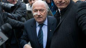 Joseph Blatter, expresidente de la FIFA, fue hospitalizado
