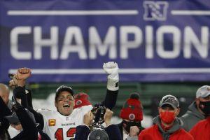 Tom Brady lleva a los Buccaneers al Super Bowl para enfrentar a los campeones Chiefs