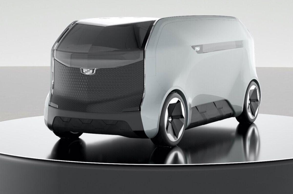 PAV Concept: el proyecto de Cadillac para los traslados de lujo