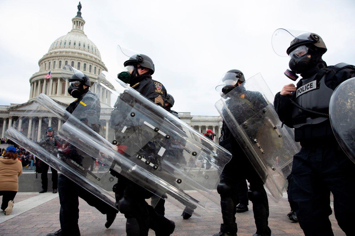 El Capitolio ya está seguro. Alcaldesa de Washington advierte que el toque de queda será impuesto con rigor