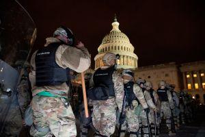 La Policía del Capitolio pide extender la ayuda de la Guardia Nacional ante amenazas extremistas