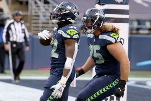 Otra vez en la NFL: Chad Wheeler de los Seahawks es arrestado por asfixiar a su novia
