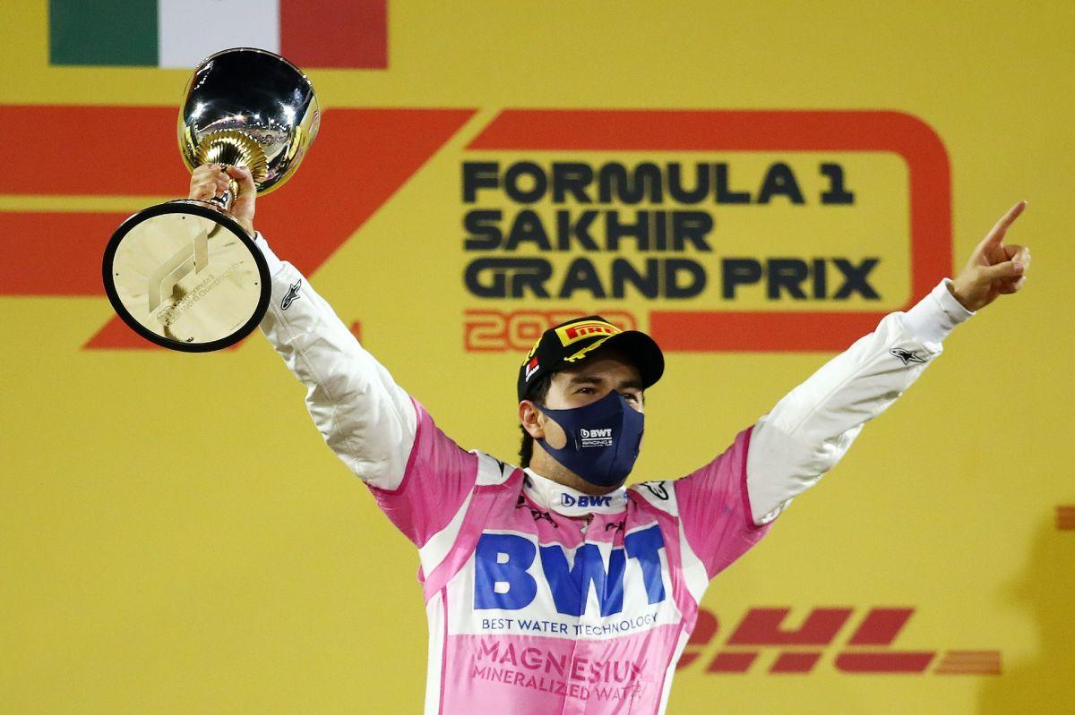 ''Hola, Red Bull Racing'': Sergio Pérez comienza a trabajar con su nueva escudería