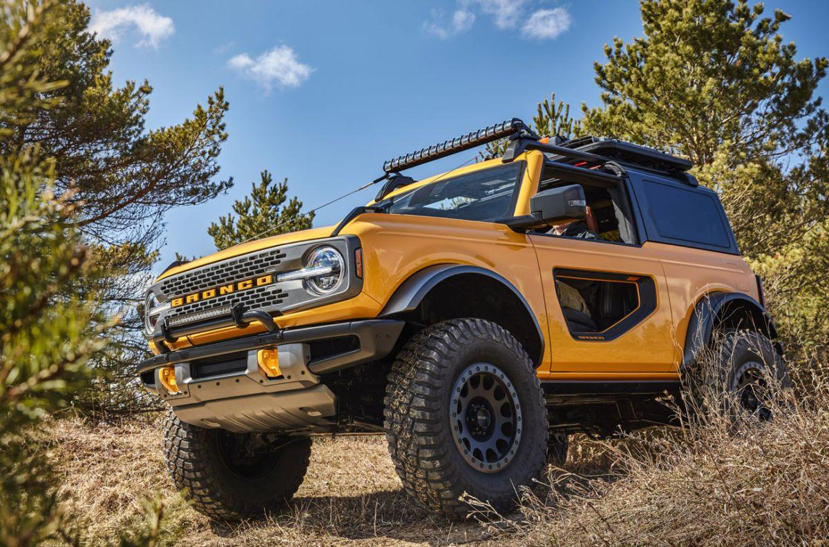 ¿El nuevo Ford Bronco tendrá una serie Heritage Edition?
