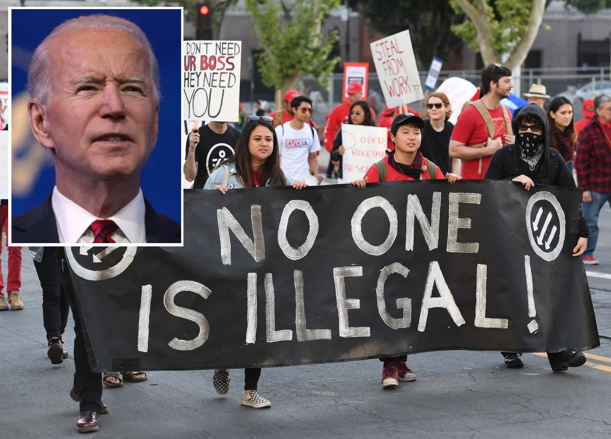 ¡Cuidado con descalificarse de la reforma migratoria de Biden!
